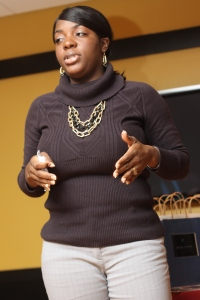 Ayanna Black discusses the importance of a professional web presence